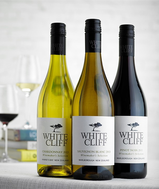Whitecliff Winemakers Selection